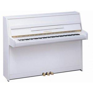 Yamaha piano modell B1 vit