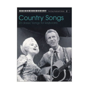 The Easy Keyboard Library | Country Songs
