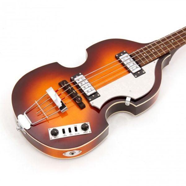 Höfner Bass Ignition Sunburst bild 3