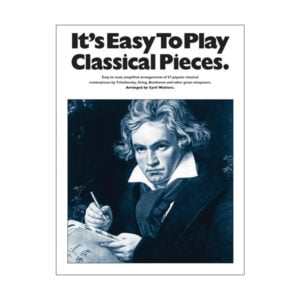It's Easy To Play Classical Themes