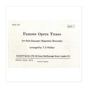 Famous Opera Tunes | Vol. 1
