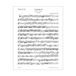 Brandenburgisches Konzert Nr. 2 | Trumpet