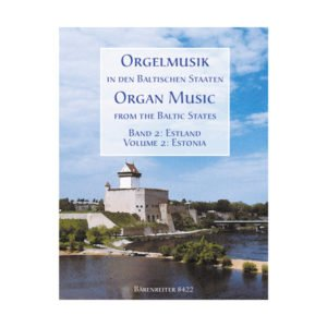Organ Music from the Baltic States | Estonia