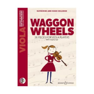 Waggon Wheels   Viola