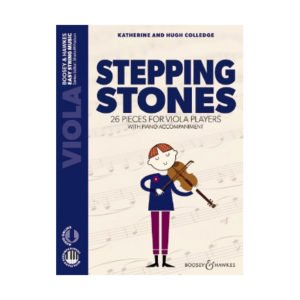 Stepping Stones   Viola & Piano