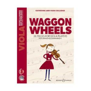 Waggon Wheels   Viola & Piano