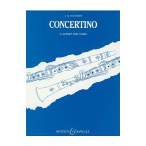 Clarinet Concertino | Op. 26