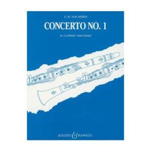 Clarinet Concerto No. 1 | Op. 73