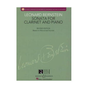 Bernstein - Sonata for Clarinet and Piano