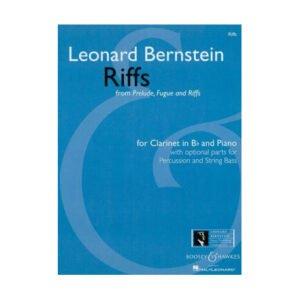 Bernstein - Riffs | Partitur & Stämmor