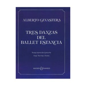 3 Dances From Estancia | Op. 8