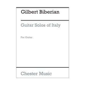Guitar Solos From Italy