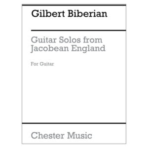 Guitar Solos From Jacobean England
