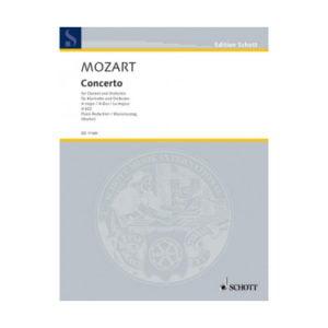 Clarinet Concerto A major | KV 622