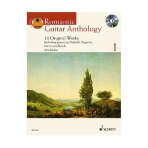 Romantic Guitar Anthology | Vol. 1