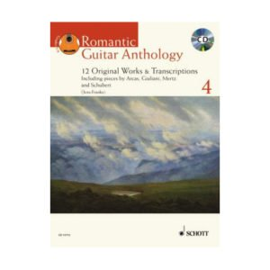 Romantic Guitar Anthology | Vol. 4