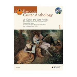 Baroque Guitar Anthology 1