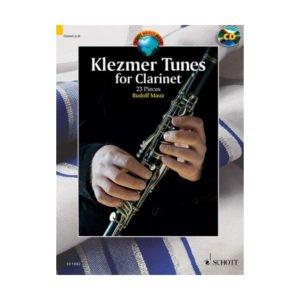 Klezmer Tunes for Clarinet