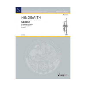 Hindemith - Sonate | Trumpet & Piano