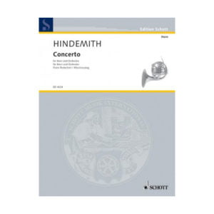 Hindemith - Concerto | Horn