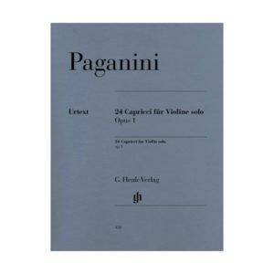 24 Capricci | Op. 1