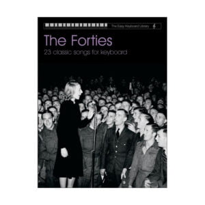 The Easy Keyboard Library: The Forties