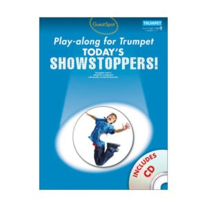 Guest Spot: Today's Showstoppers Playalong For Trumpet