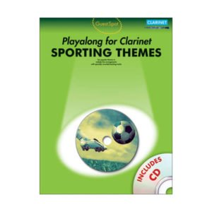 Guest Spot: Sporting Themes - Clarinet