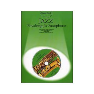 Jazz Playalong for Alto Saxophone