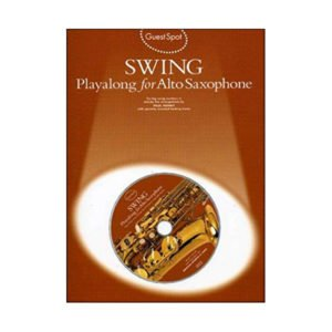Swing Playalong For Alto Saxophone