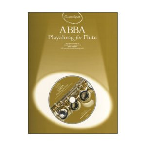 Guest Spot Abba: Playalong For Flute