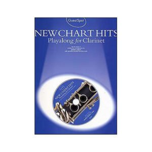 Guest Spot: New Chart Hits Playalong For Clarinet