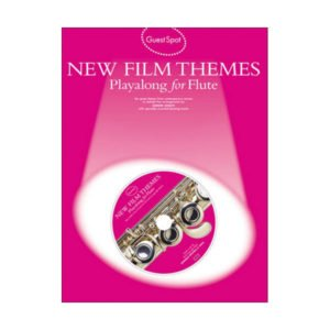 Guest Spot: New Film Themes Playalong For Flute