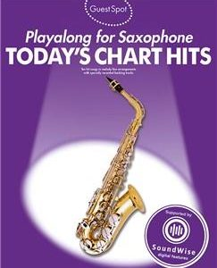 Today´s Chart Hits | Playalong for Saxophone