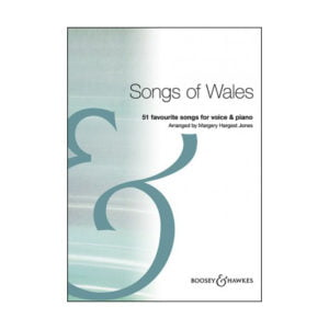Songs Of Wales | English
