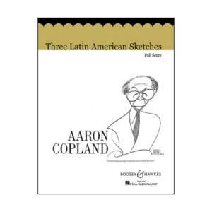 3 Latin American Sketches | Partitur