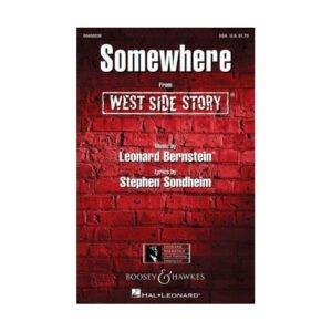 Somewhere | SSA & Piano