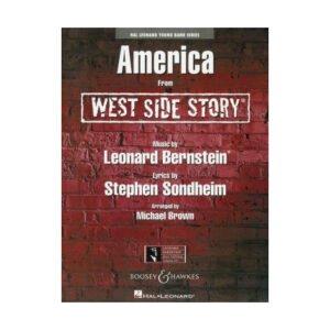 Bernstein - America | Blåsorkester