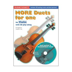 More Duets For One: Violin