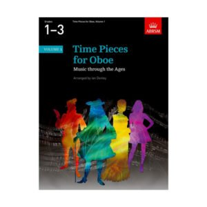 Time Pieces For Oboe | Vol. 1