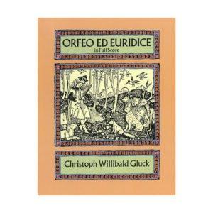 Erfeo Ed Euridice | Partitur