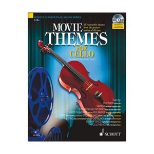 Movie Themes For Cello