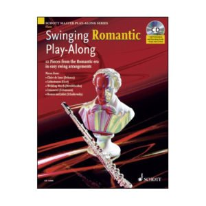 Swinging Romantic Flute Play-Along