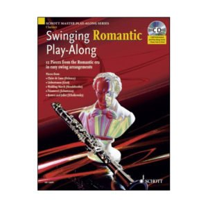 Swinging Romantic Clarinet Play-Along