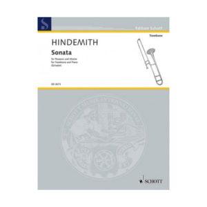 Hindemith - Sonata | Trombon & Piano