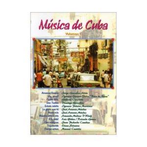 Musica de Cuba Vol.1