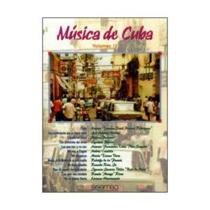 Musica de Cuba Vol.10 | Piano & Sång