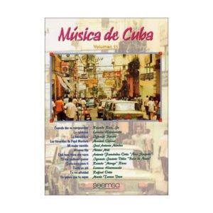 Musica de Cuba Vol.11 | Piano & Sång