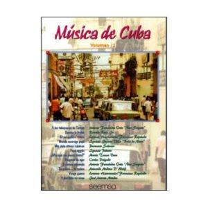 Musica de Cuba Vol.12 | Piano & Sång