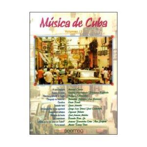 Musica de Cuba Vol.13 | Piano & Sång